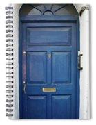 Door In Ireland 6 Spiral Notebook