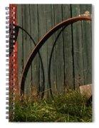 Doorstop Spiral Notebook