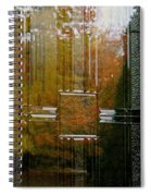 Doorway To Autumn Spiral Notebook