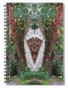 Doorway To Faeryland Spiral Notebook