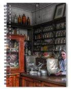 Doo's Chemist  Spiral Notebook