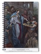 Dor�: Daughter Of Herod Spiral Notebook