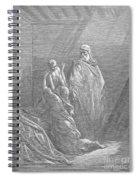 Dor�: Elijah & Widows Son Spiral Notebook