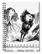 Dor�: Opera Performers Spiral Notebook