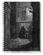 Dore: London, 1872 Spiral Notebook