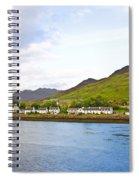 Dornie Village Spiral Notebook
