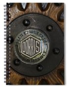 Dorris Spiral Notebook