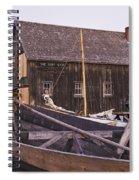 Dory Shop Spiral Notebook