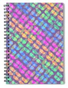 Dotted Check Spiral Notebook