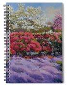 Dotti's Garden Spring Spiral Notebook