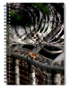 Double Protection Spiral Notebook