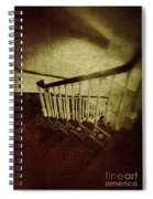 Down A Staircase Spiral Notebook