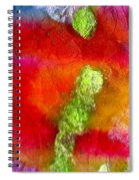 Down By The Pond Spiral Notebook