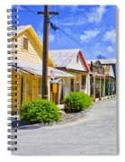 Down On Main Street Spiral Notebook
