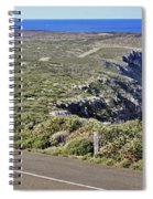 Down To The Rocks Spiral Notebook