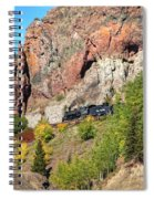 Down Windy Point Spiral Notebook