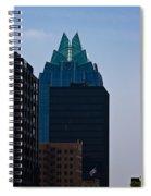 Downtown Austin Spiral Notebook
