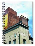 Downtown Memphis Spiral Notebook