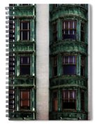 Downtown San Francisco Spiral Notebook