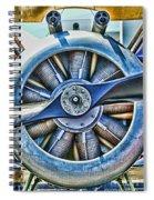 Dp1179-10 Spiral Notebook