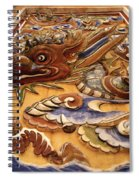 Dragon Art Spiral Notebook