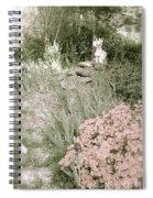 Dragon Garden  Spiral Notebook