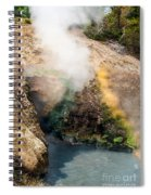 Dragon's Mouth Spiral Notebook