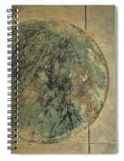 Drain Cover In Cement Spiral Notebook
