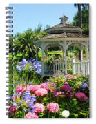 Dream Gazebo Spiral Notebook