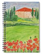 Dream Home Spiral Notebook