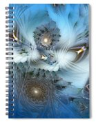 Dream Journey Spiral Notebook