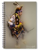 Pow Wow Dream Time Spiral Notebook
