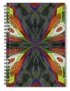 Dream Wings Spiral Notebook