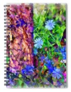 Dreaming Night And Day Spiral Notebook