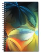 Dreaming Night Blooms 2 Spiral Notebook