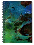 Dreaming Of My Trip To Index I Spiral Notebook