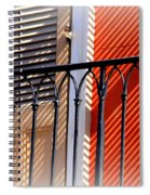 Dreaming Of New Orleans Spiral Notebook