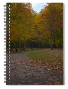 Dreaming Of Picnickers Spiral Notebook