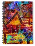 Dreamland - My Imaginary Getaway Spiral Notebook