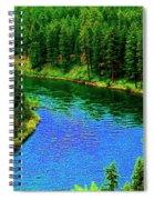 Dreamriver Spiral Notebook