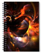 Dreamworld Spiral Notebook