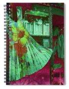 Dressy Feeling Spiral Notebook