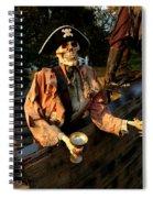 Drink To Death Spiral Notebook