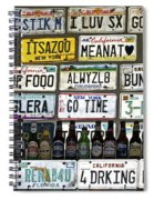 Drinking And Driving Spiral Notebook