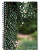 Drip Dry Spiral Notebook