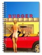 Drive-in Spiral Notebook