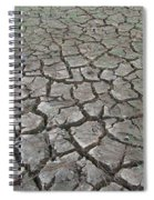 Drought Spiral Notebook