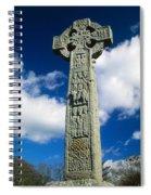Drumcliffe, County Sligo, Ireland High Spiral Notebook