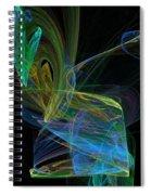 Drunk Spiral Notebook
