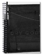 Dry Goods Spiral Notebook